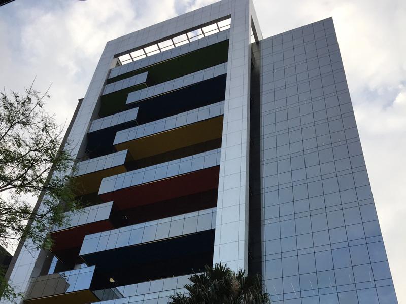 相片: CUBO是一個由美國紅點創投(Redpoint Ventures)及巴西伊塔烏聯合銀行(Itaú Unibanco)建立的共享工作空間,位於巴西金融中心聖保羅,現有數百家初創企業進駐。