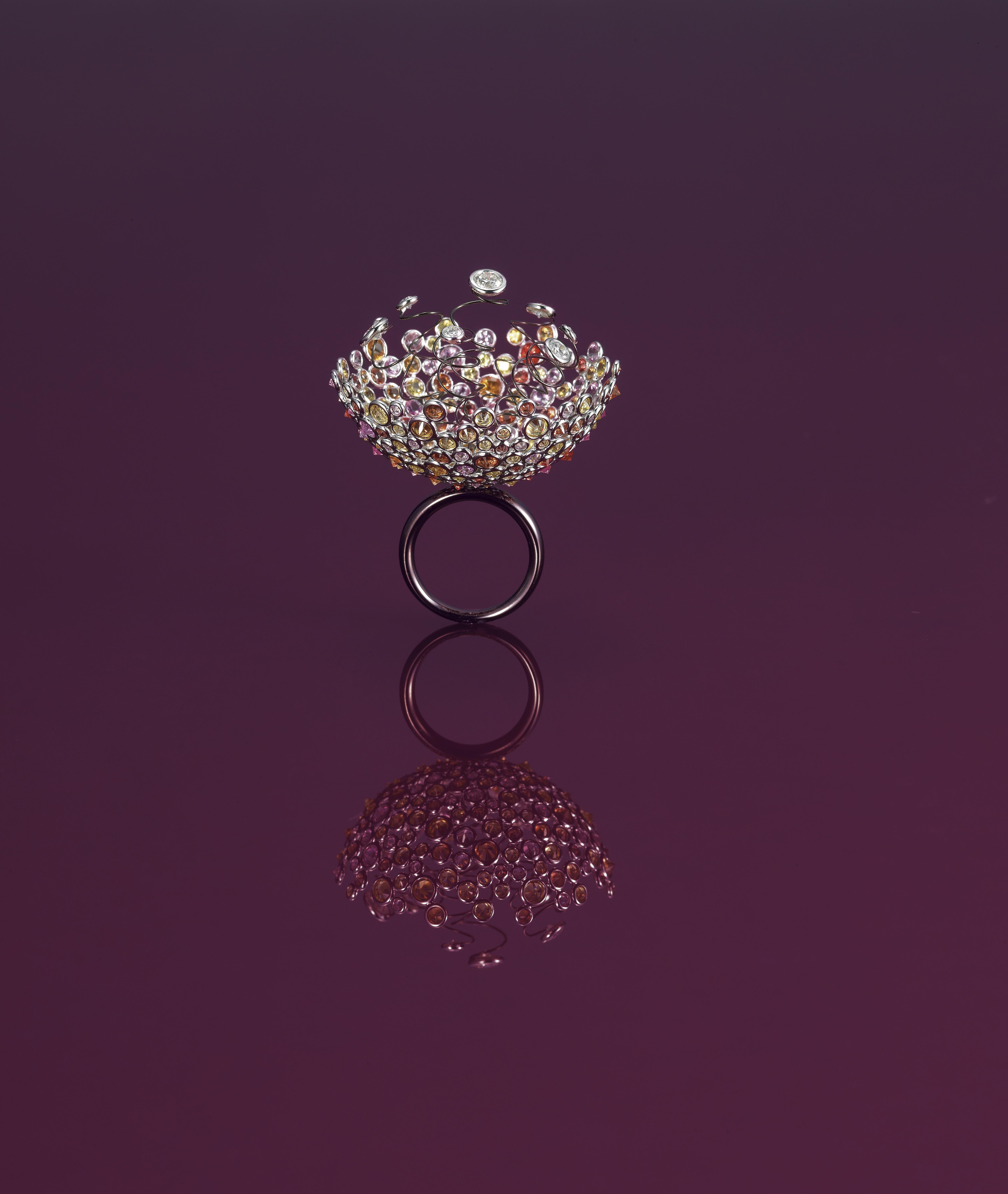 hktdccom Jewellery Design Competition High on Diamond SkybrHong