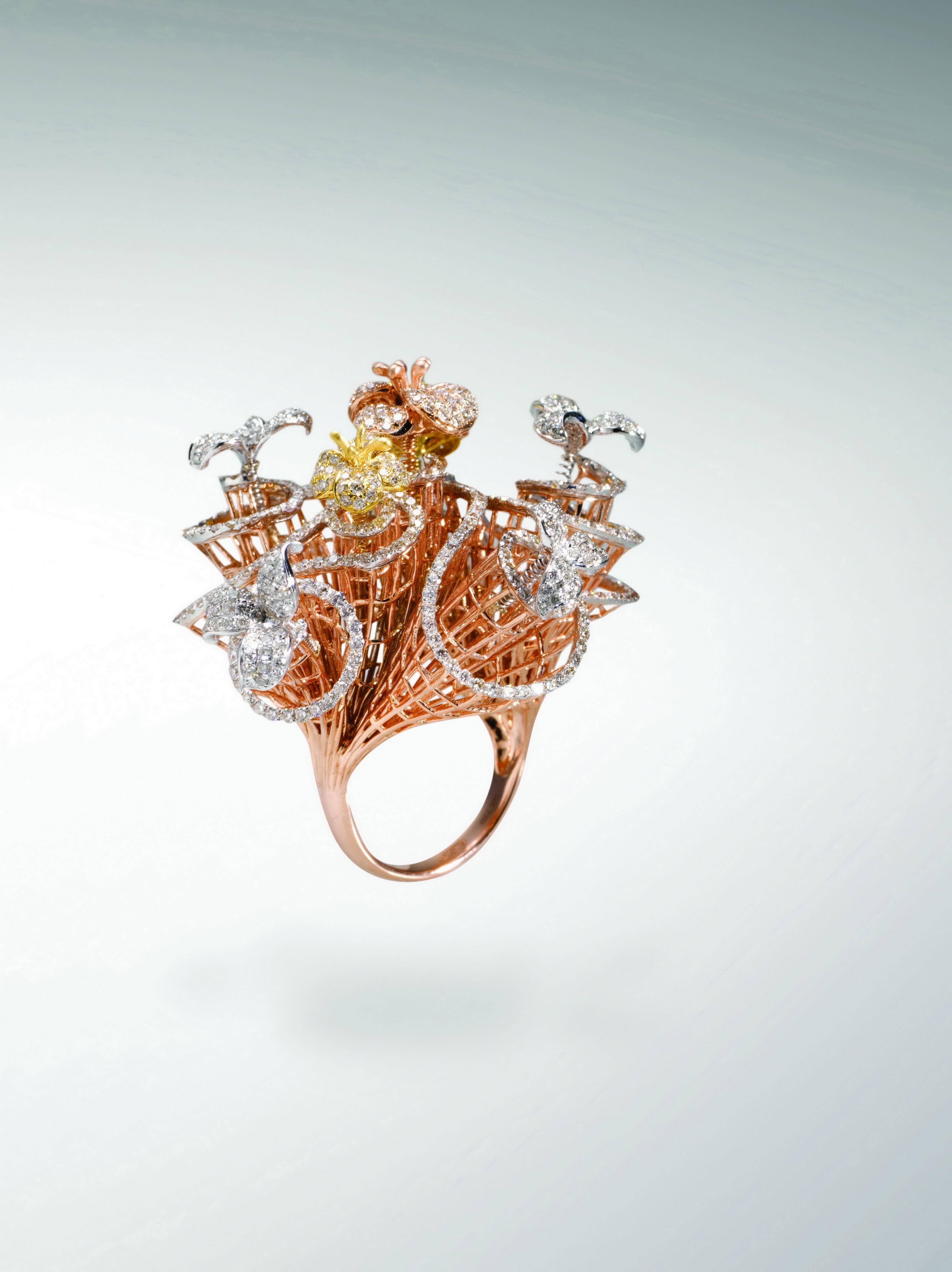 hktdccom Jewellery Design Competition Winners AnnouncedbrHong