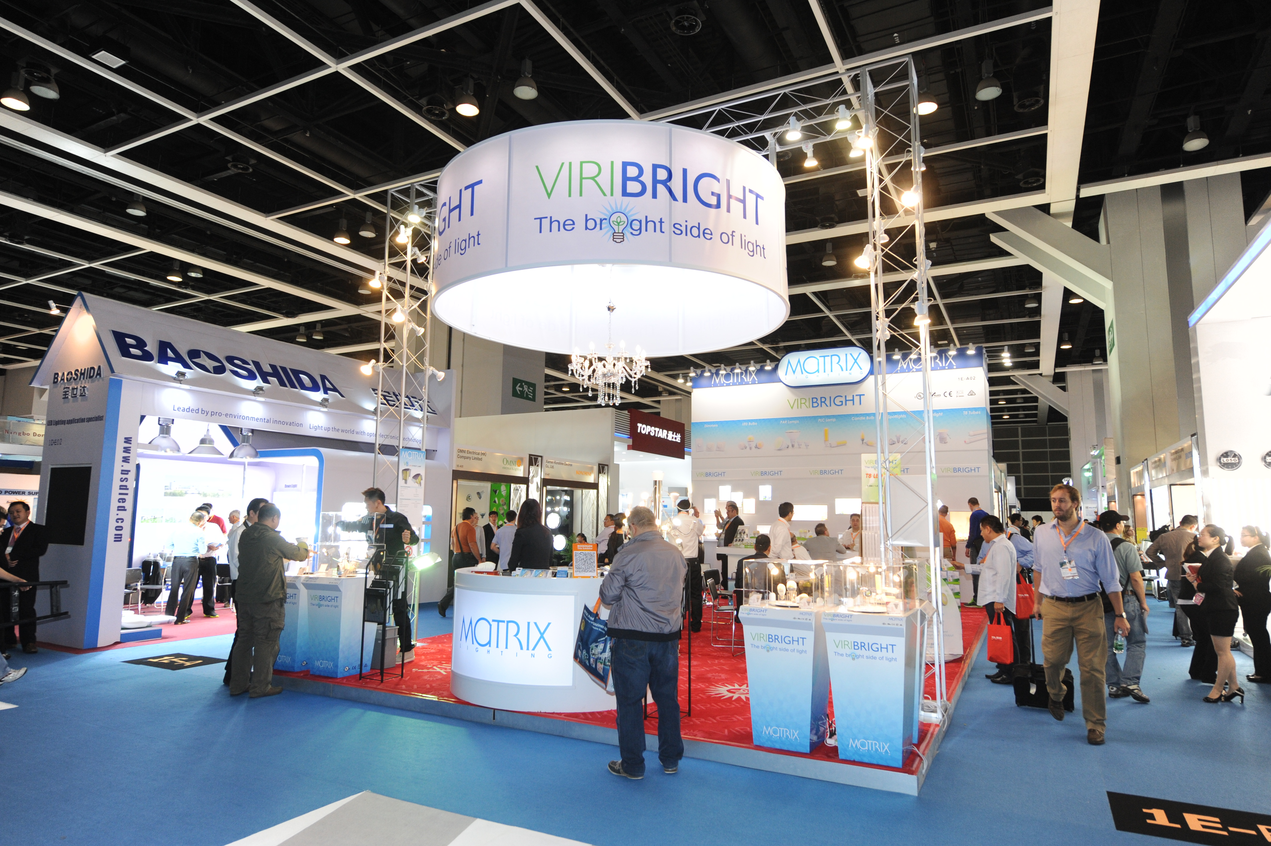spring lighting fair opens with new exhibitor record hktdc