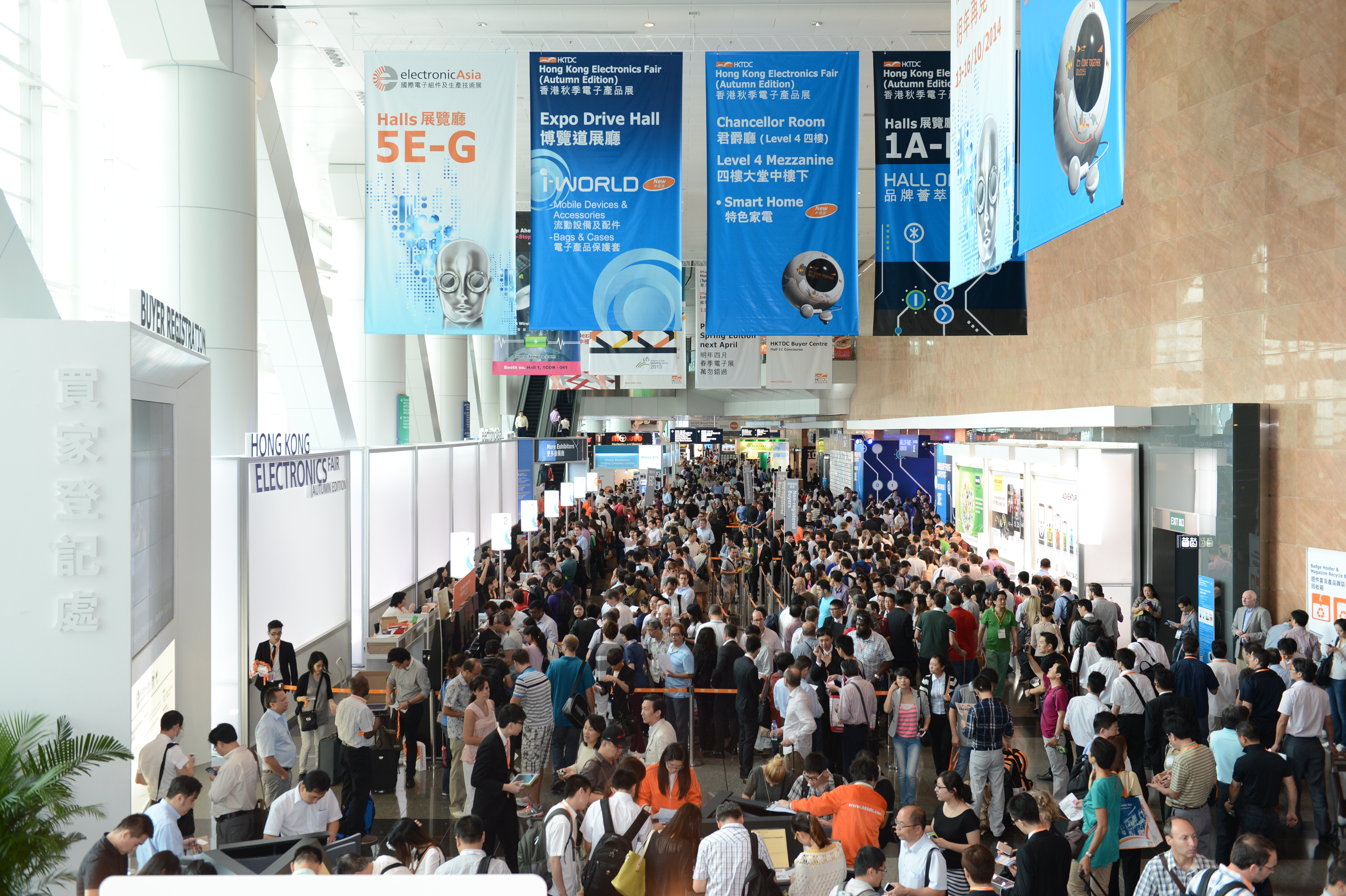 world s top electronics fair and electronicasia open hktdc