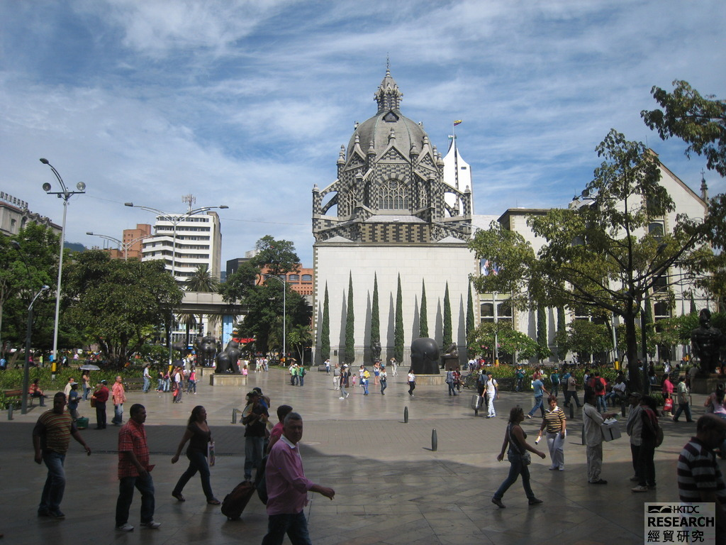 Colombia: Visa on Demand | HKTDC
