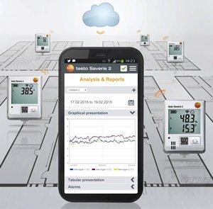 luftfeuchtigkeit messen iphone