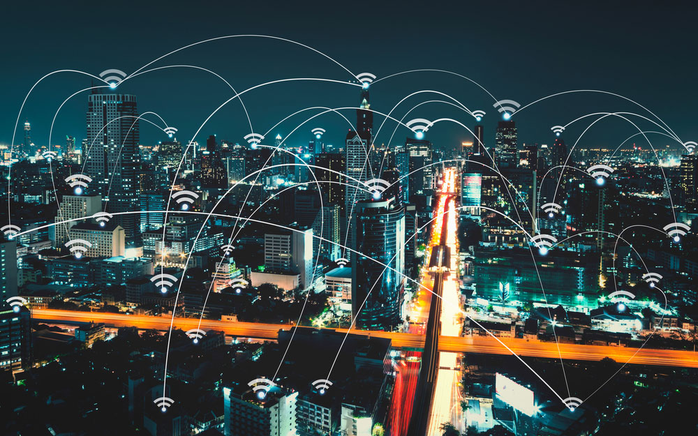 Connecting Asia through IoT 1