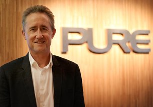 Colin Grant CEO Pure