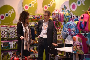 Hong Kong Toys & Games Fair Business Meeting