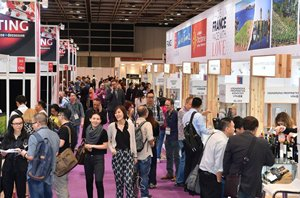 Hong Kong International Wine & Spirits Fair