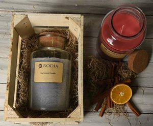Soy Scented Candles von Rodia s.a