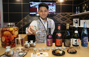 HKTDC Hong Kong International Wine and Spirits Fair