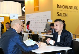 Asian Financial Forum InnoVenture Salon