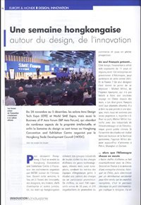 Innovation & Industrie, 2012.01