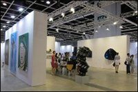 Art HK, the region's biggest international art fair, draws hundreds of the leading galleries to Hong