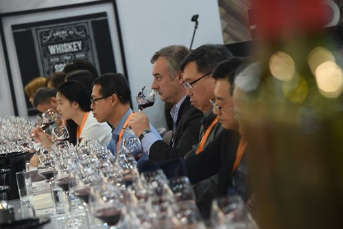 HKTDC Hong Kong International Wine & Spirits Fair 2017
