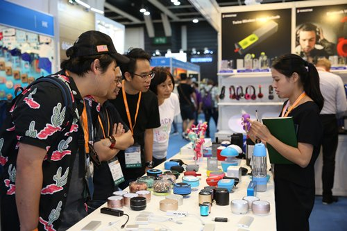 Hong Kong Electronics Fair (Autumn Edition) et electronicAsia 2017
