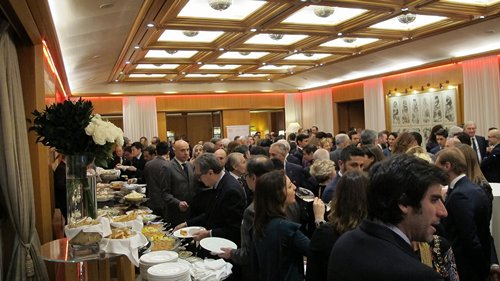CNY Reception in Milan