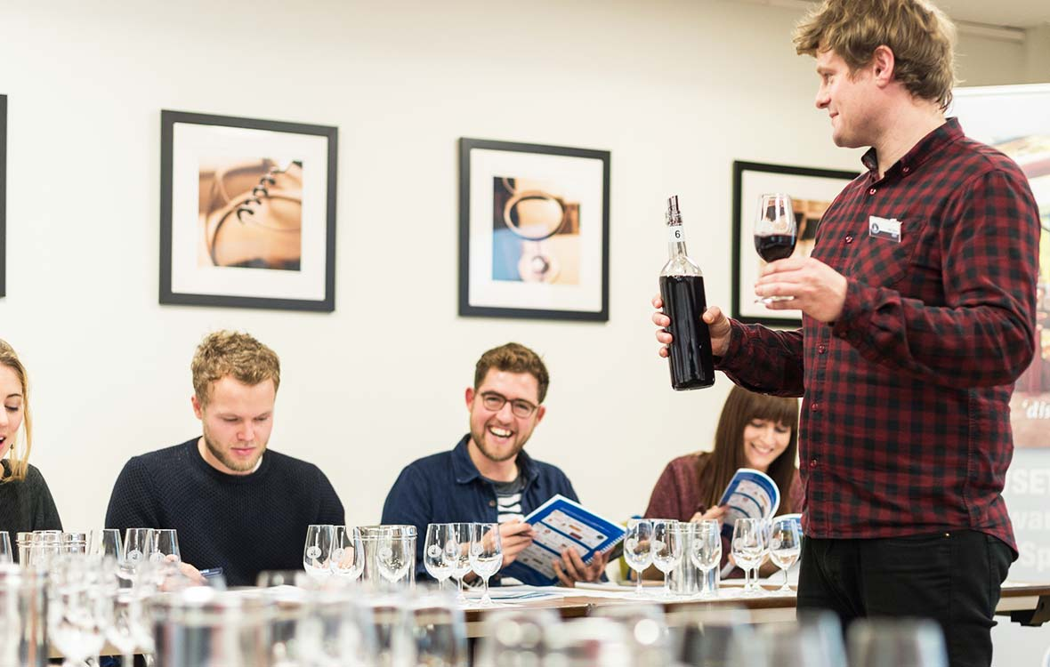 WSET provides globally recognised education and qualifications in wines and spirits
