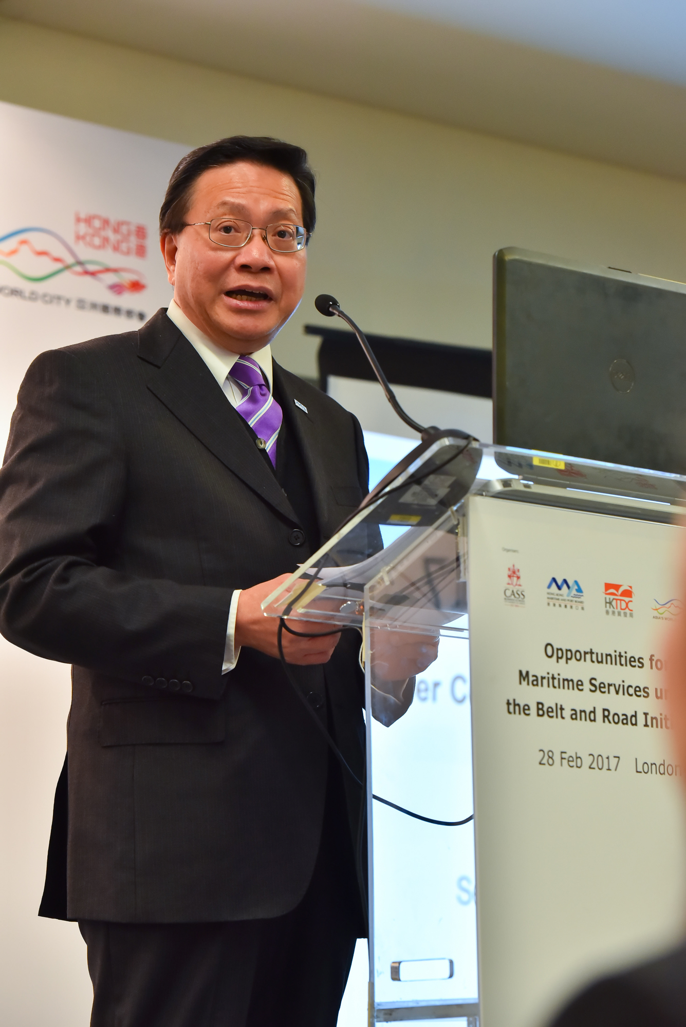 Professor Cheung urged greater collaboration