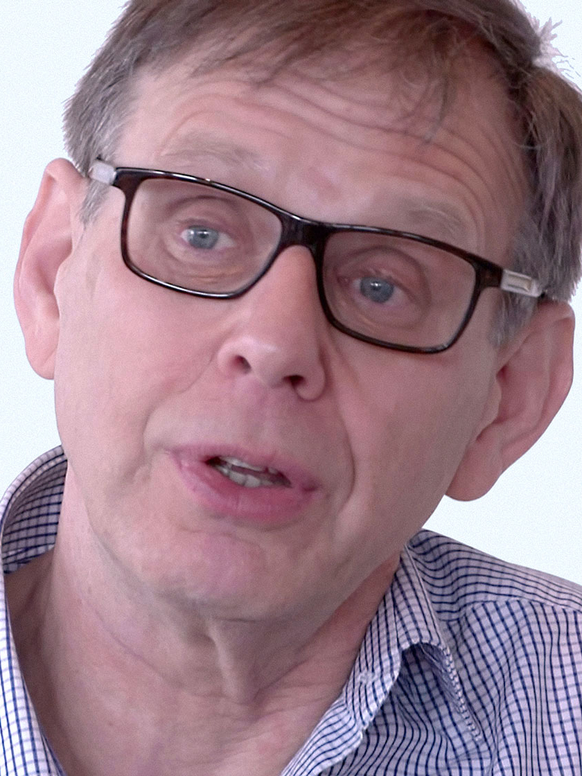 马丁‧史托福博士 (Martin Stopford)