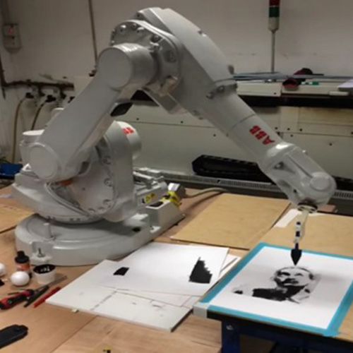 HKU Robotic Fabrication Lab & Department of Industrial and Manufacturing Systems Engineering