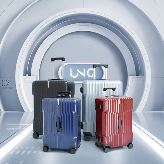 Smart Luggage by R-Guardian Limited