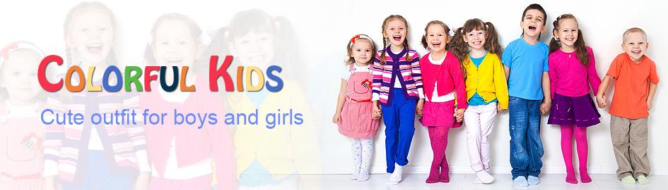 Small Order Zone Popular Kids Fashion