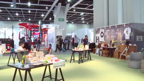 houseware fair, hall of elegance