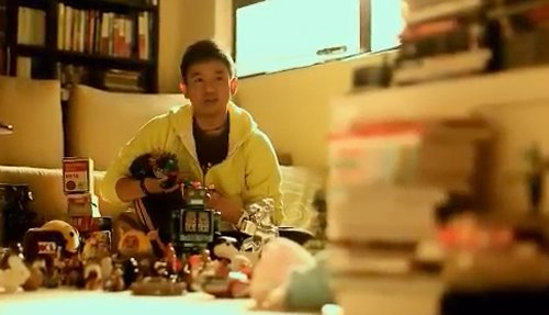 Marcus Wong, toy collector