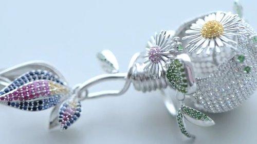 Dazzling Designs at Hong Kong Jewellery Competition Hong Kong