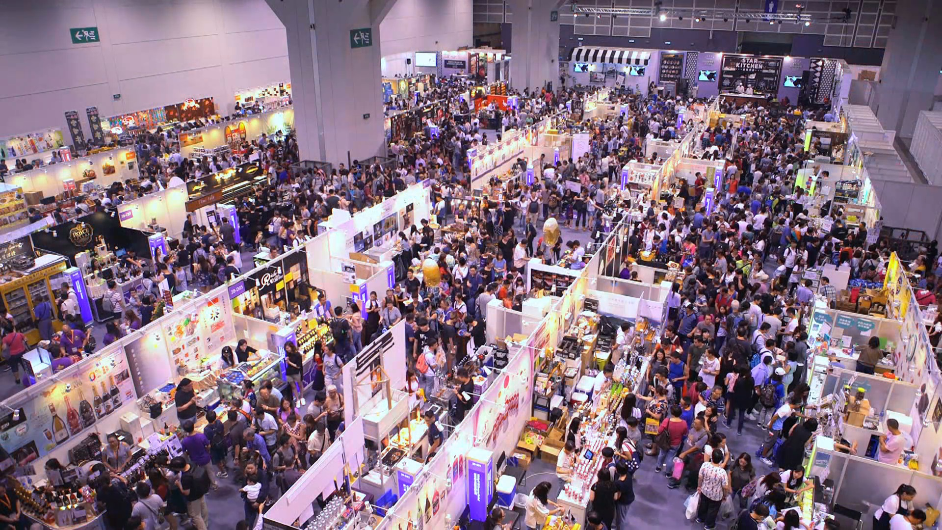 Hktdccom Food Expo 17 Fair Highlights