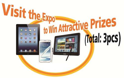 World SME Expo - lucky-draw htm