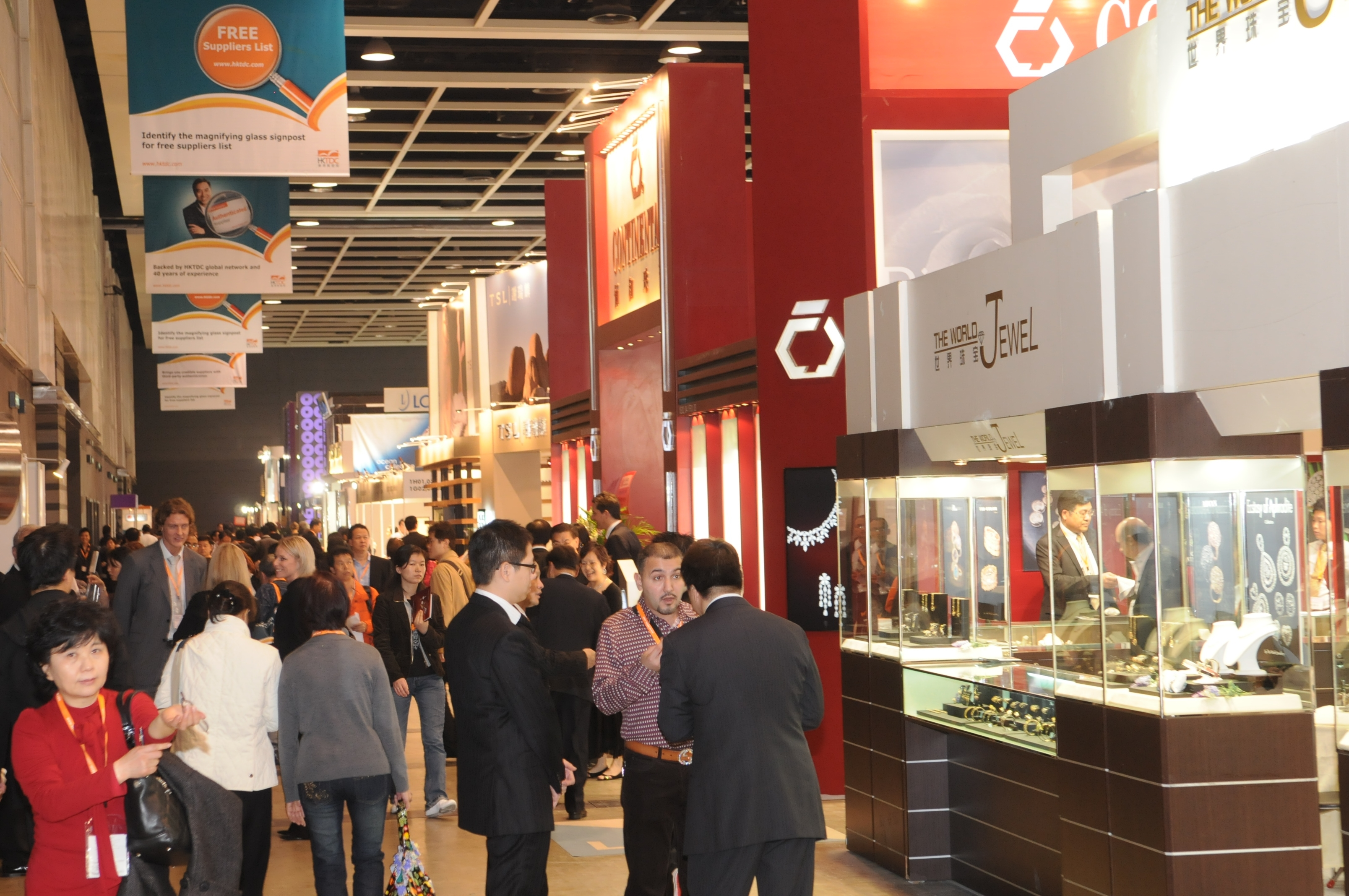 hong kong's jewellery market Amid market turmoil, chow tai fook jewellery, based in hong kong, is set to stage one of the largest initial public offerings in the world this year, with a listing that could raise more than $3 billion next month.