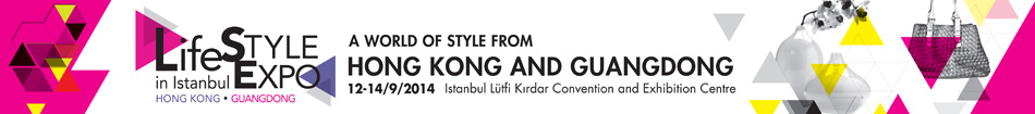 Lifestyle Expo in Istanbul 2014