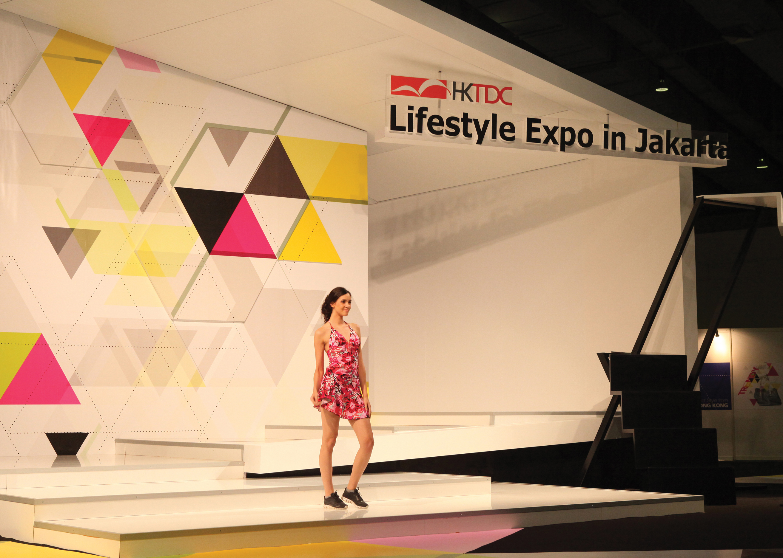 Lifestyle Expo in Jakarta