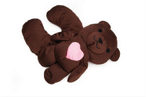 Henshinmama Bear Travel Pillow