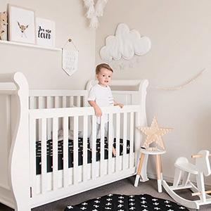 Collection of Nursery and Pram accessories