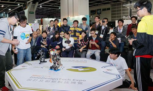 Robot Boxing League
