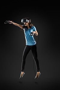 Virtual Reality and Augmented Reality for Business Zone