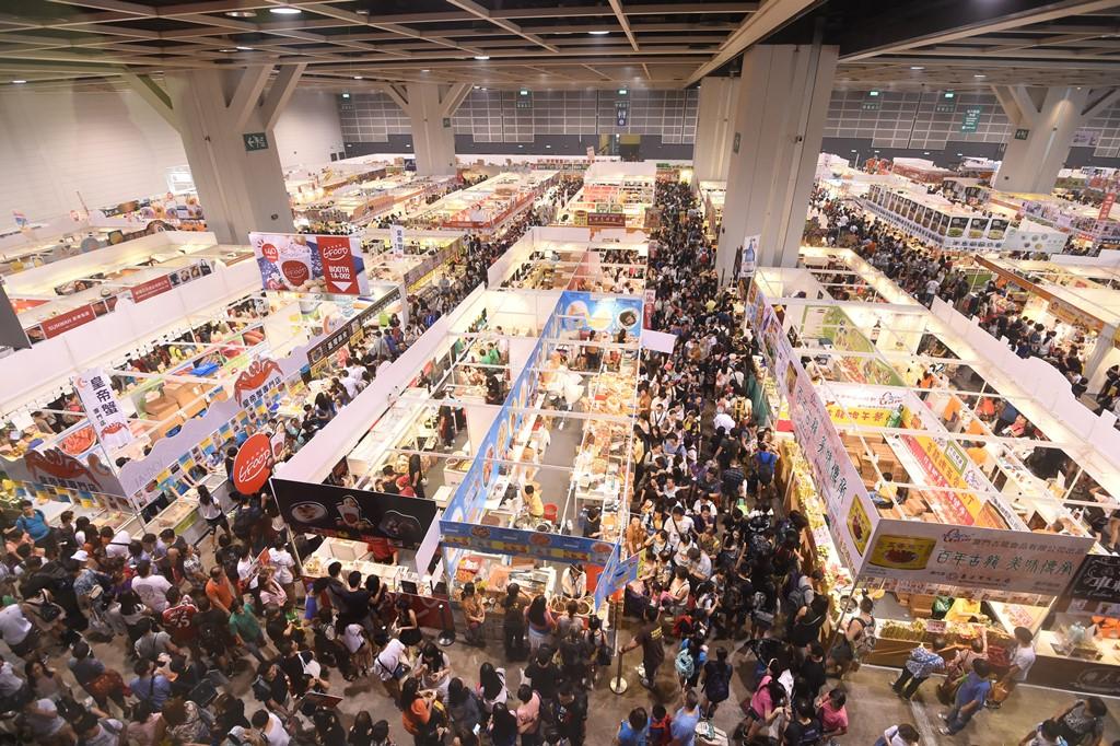 The 28th Food Expo Serving Up Global Delicacies At Hong Kong