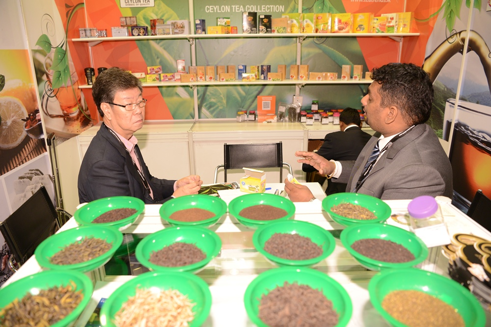 HKTDC Hong Kong International Tea Fair
